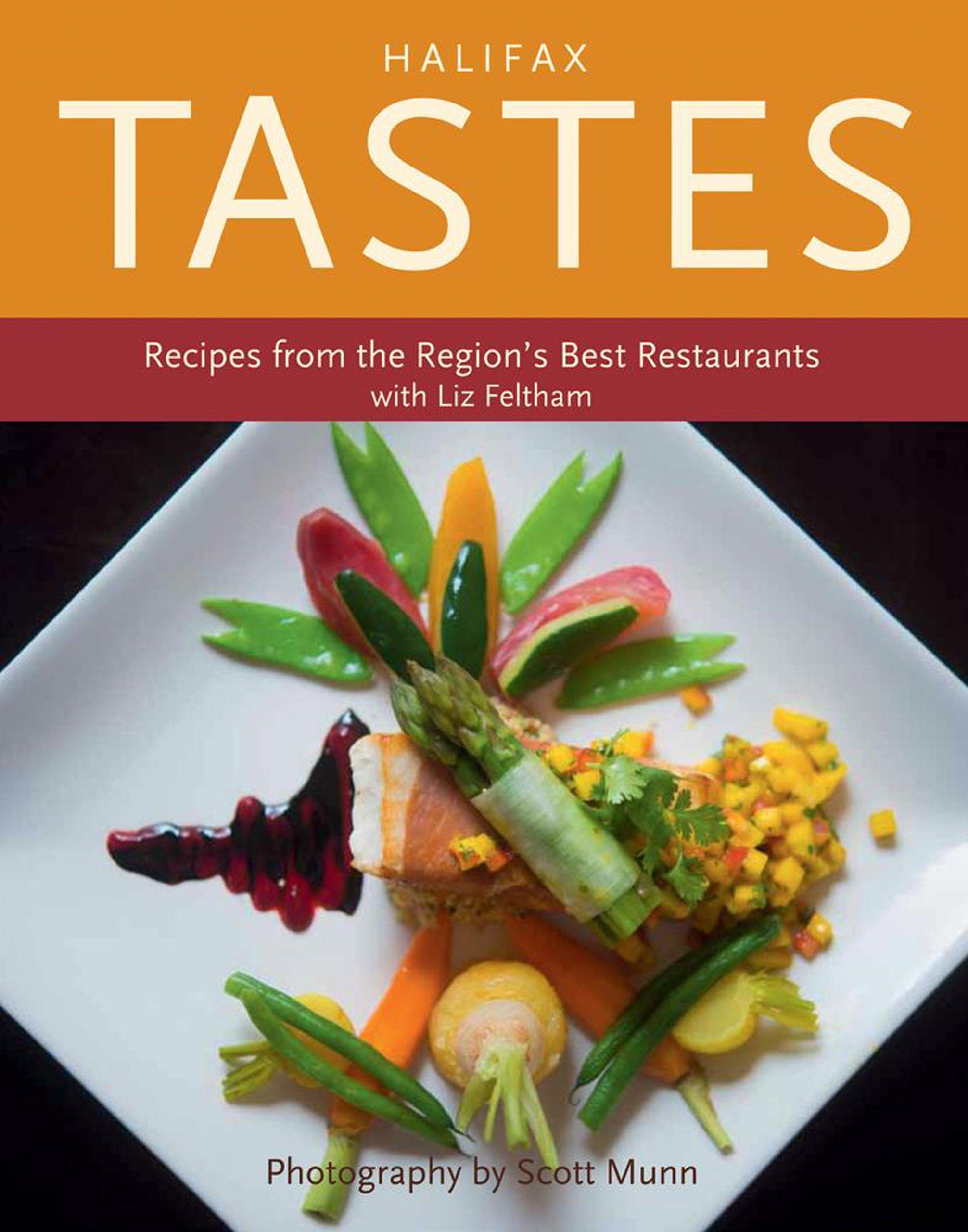 Halifax Tastes by Liz Feltham