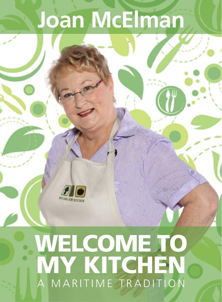 Welcome to My Kitchen by Joan McElman