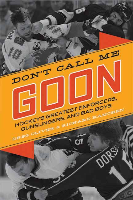 Don't Call Me Goon by Richard Kamchen and Greg Oliver