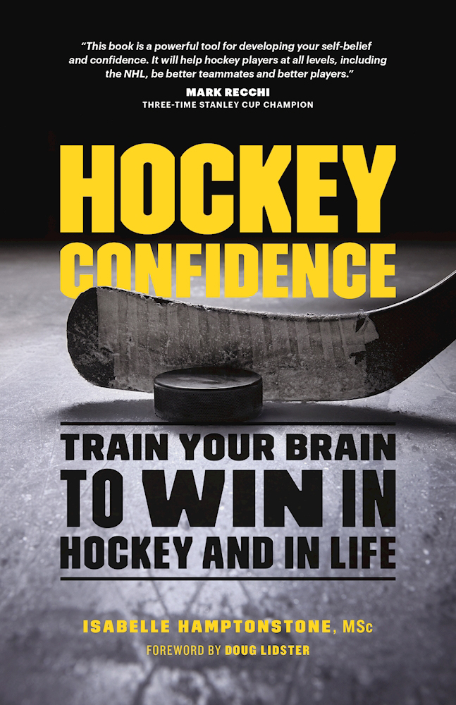 Hockey Confidence by Isabelle Hamptonstone