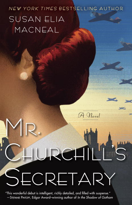 Mr. Churchill's Secretary by Susan Elia MacNeal