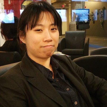 Photo of Madeleine Shang.