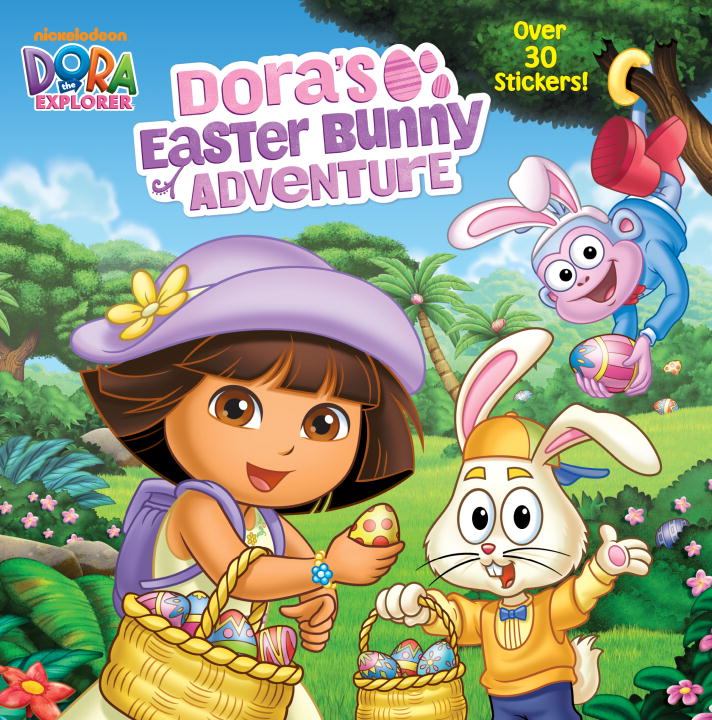 Dora's Easter Bunny Adventure (Dora the Explorer) by Random House Staff