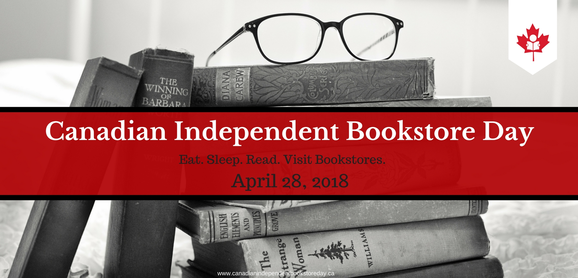 Canadian Independent Bookstore Day