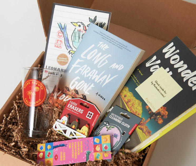 Quarterly Literary Box