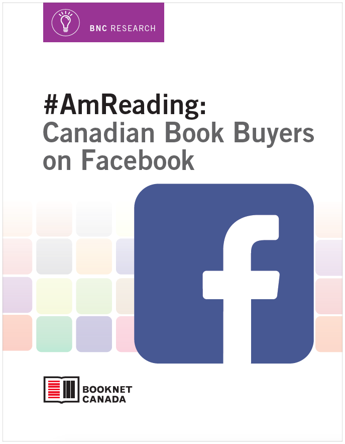 #AmReading: Canadian Book Buyers on Facebook