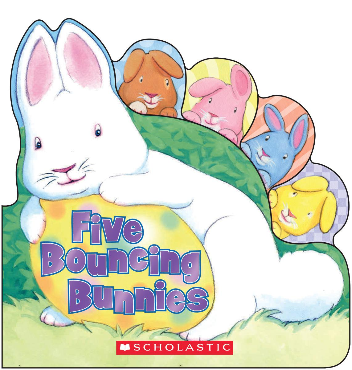 Five Bouncing Bunnies