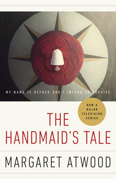 The Handmaid's Tale by Margaret Atwood cover image