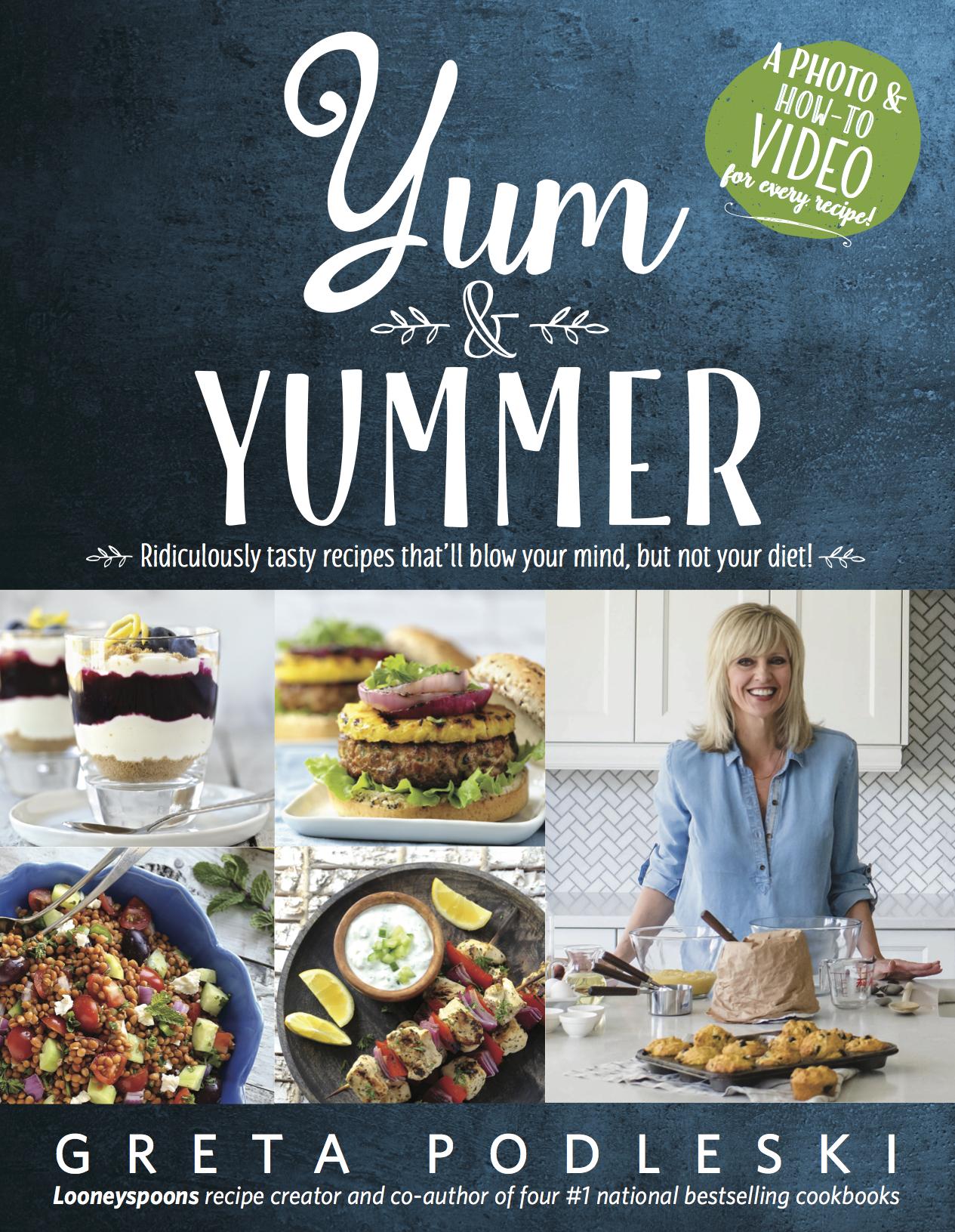 Yum and Yummer by Greta Podleski