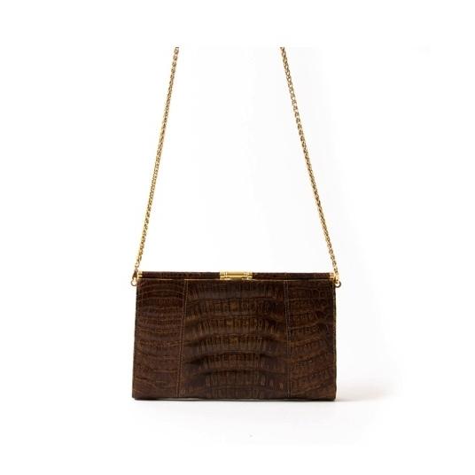 Vintage Alligator Handbags