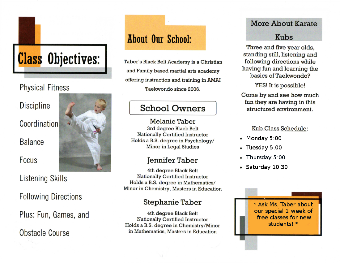 TKD Karate Kubs Flyer.png