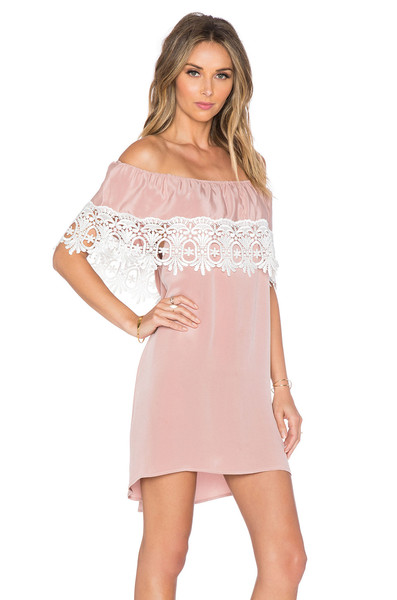 Bonita Blush Dress