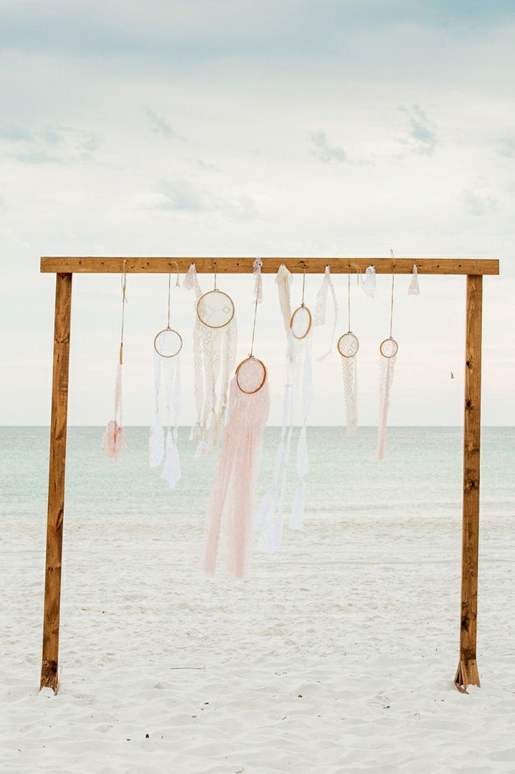 Dreamcatchers Beach Backdrop