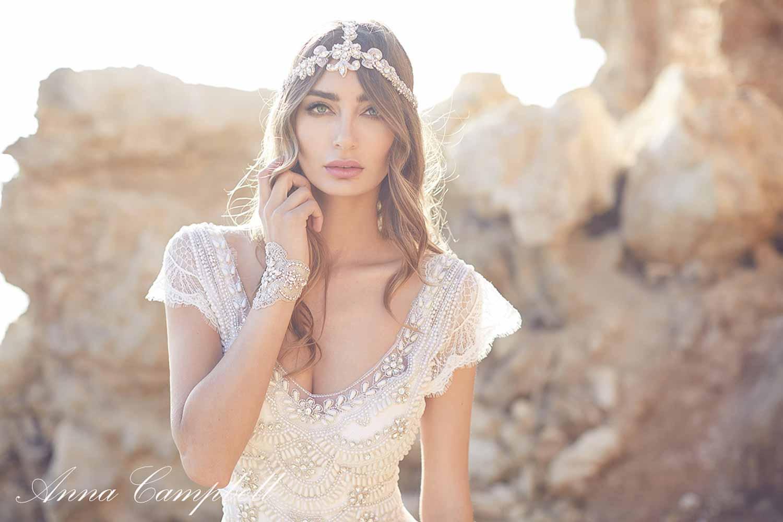 Anna Campbell Spirit Collection Wedding Dress 2