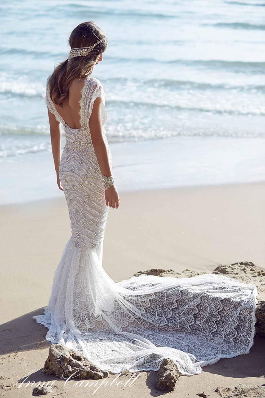 Anna Campbell Spirit Collection Wedding Dress 3