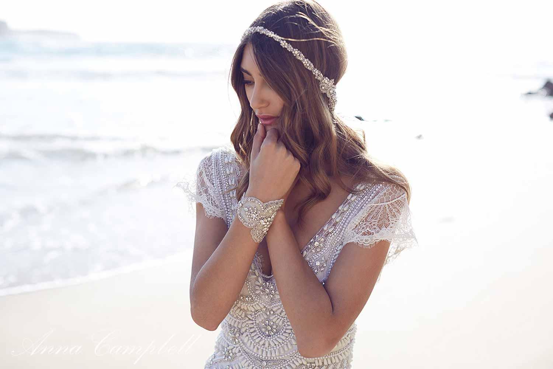 Anna Campbell Spirit Collection Wedding Dress 4