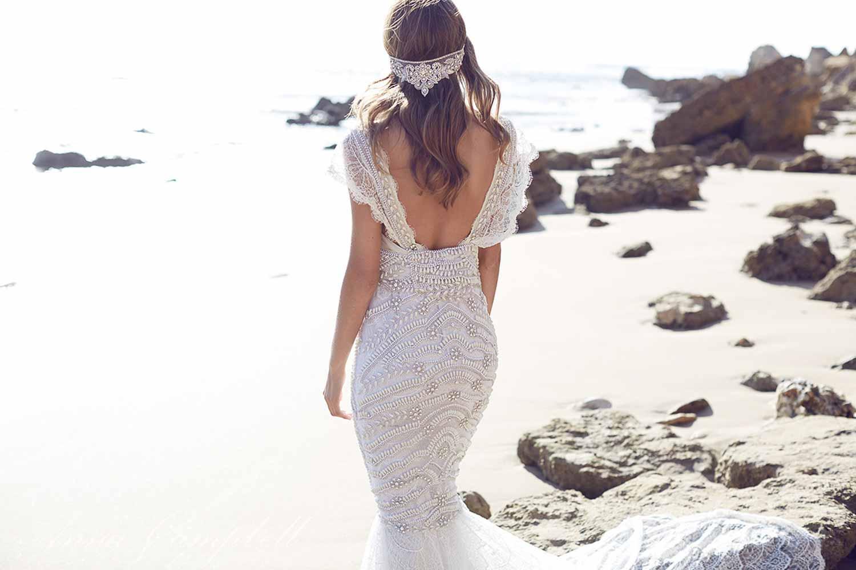 Anna Campbell Spirit Collection Wedding Dress 5