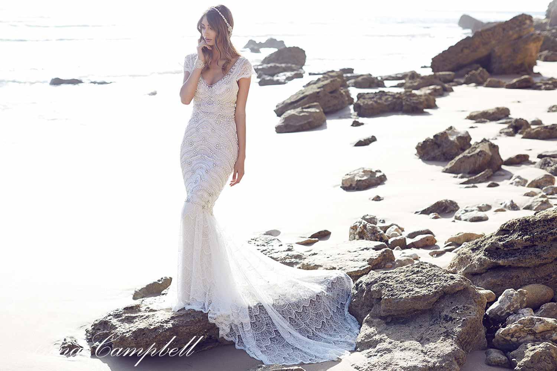 Anna Campbell Spirit Collection Wedding Dress 7