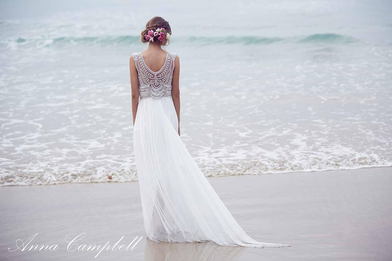 Anna Campbell Spirit Collection Wedding Dress 17