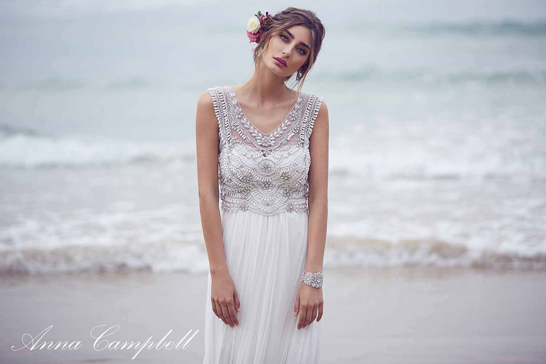 Anna Campbell Spirit Collection Wedding Dress 19