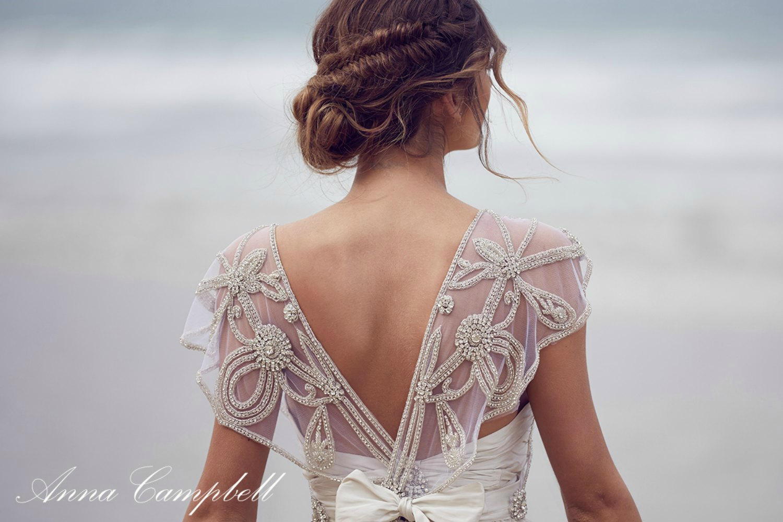 Anna Campbell Spirit Collection Wedding Dress 20
