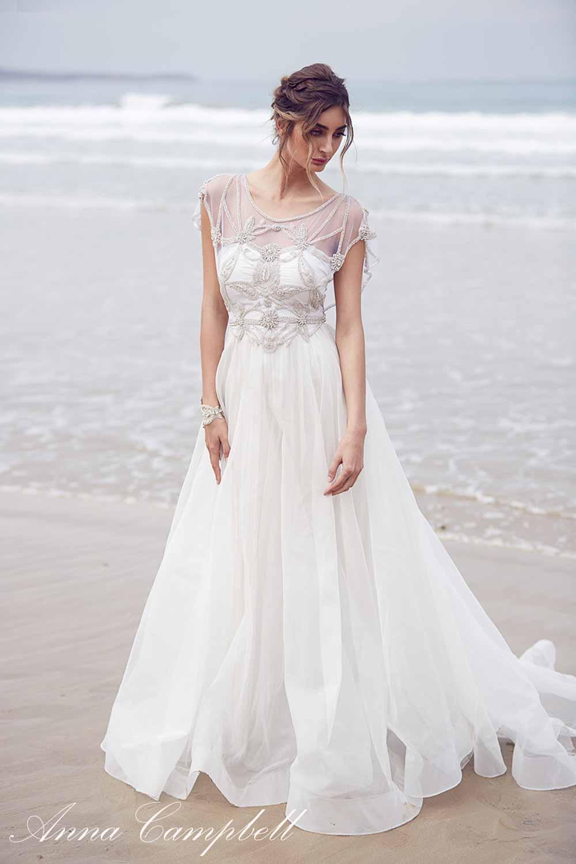 Anna Campbell Spirit Collection Wedding Dress 21