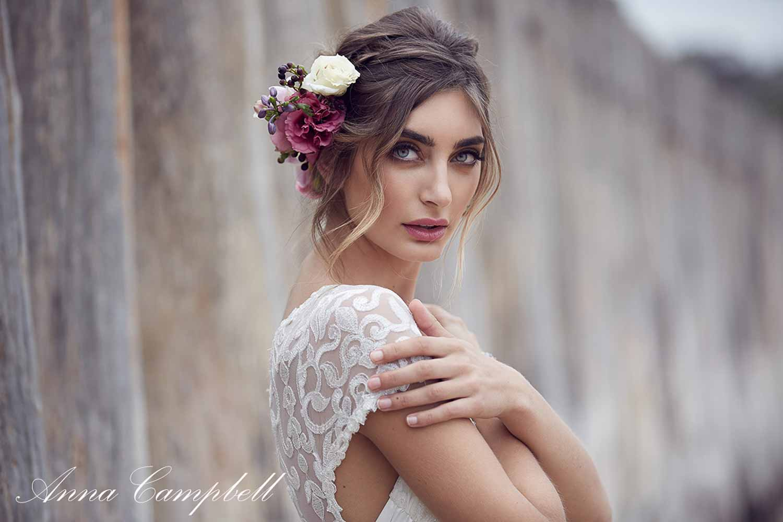 Anna Campbell Spirit Collection Wedding Dress 22