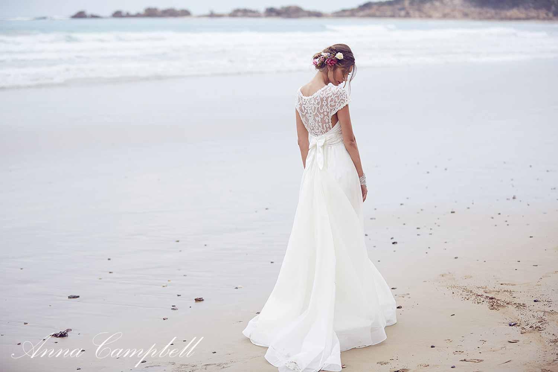 Anna Campbell Spirit Collection Wedding Dress 23