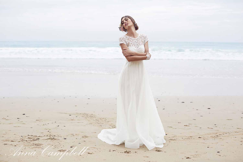 Anna Campbell Spirit Collection Wedding Dress 24