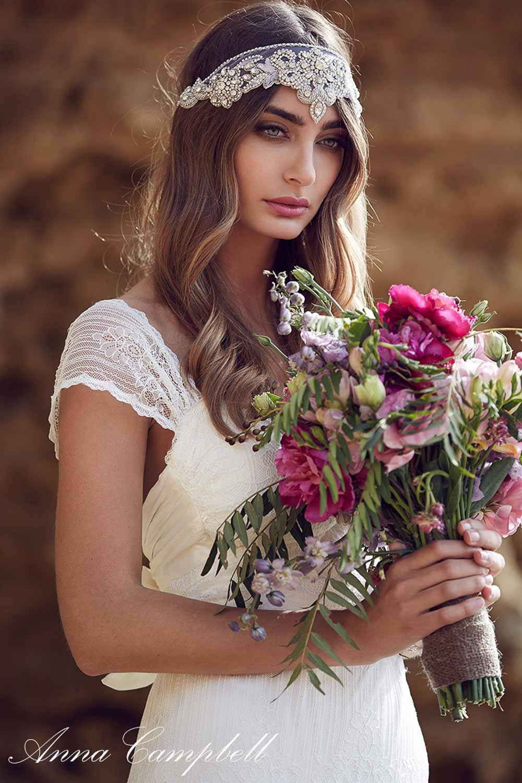 Anna Campbell Spirit Collection Wedding Dress 27