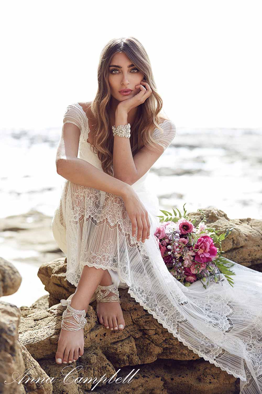 Anna Campbell Spirit Collection Wedding Dress 30