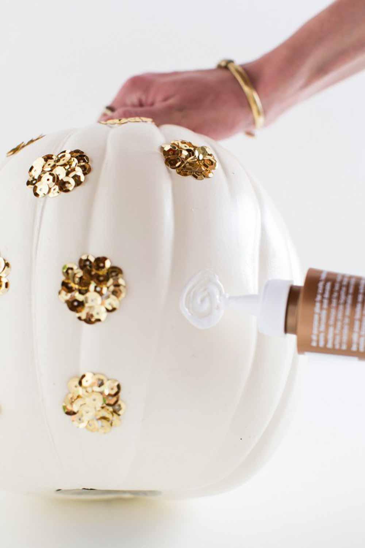 Sugar & Cloth DIY Pumpkin Tutorial 3