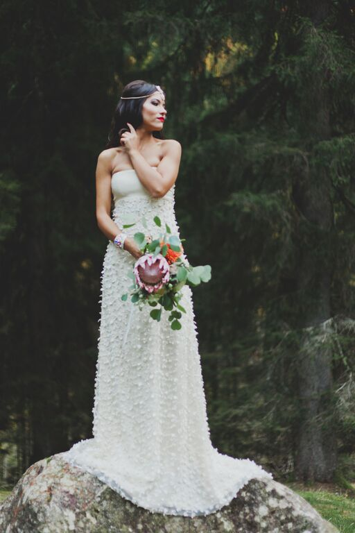 Boho Wedding in the Alps bride alone 2.jpg
