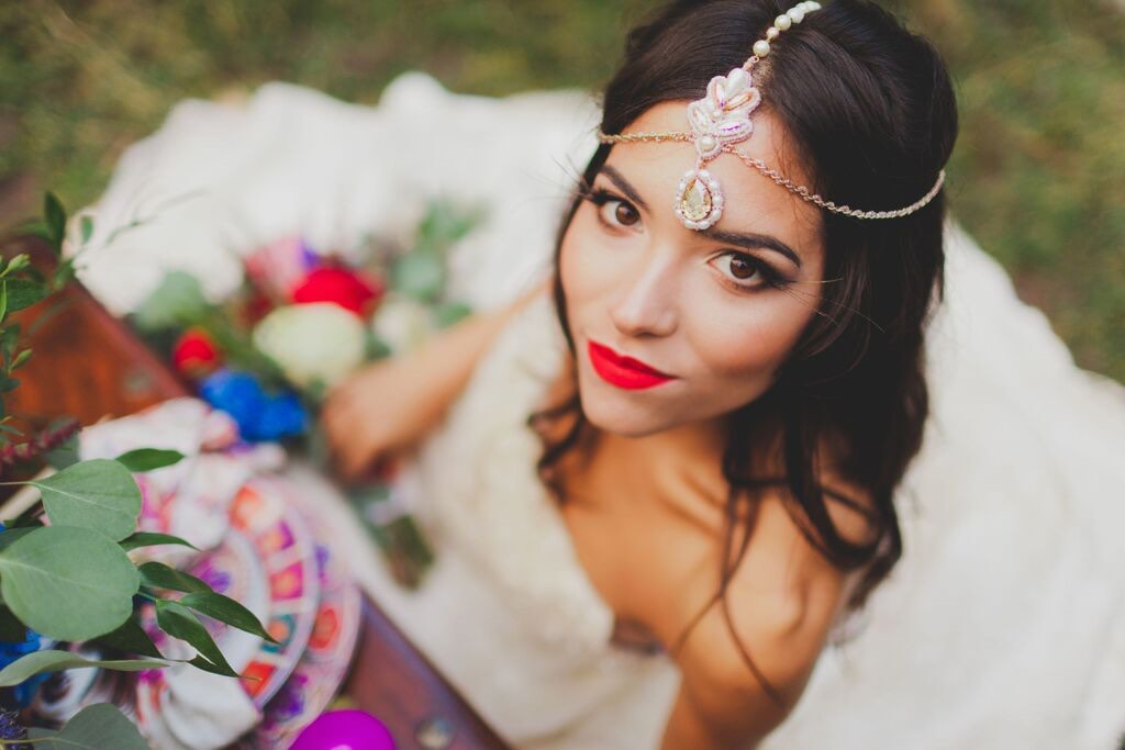 Boho Wedding in the Alps bride makeup.jpg