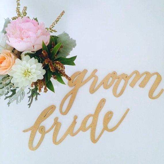 Wood Laser Cut Bride & Groom Sign.jpg