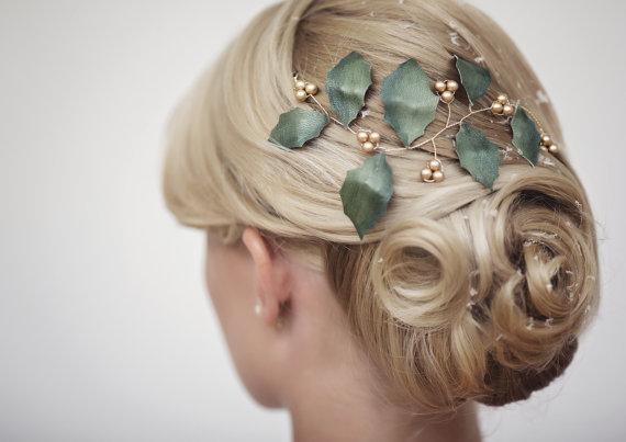 Christmas Hair Jewelry
