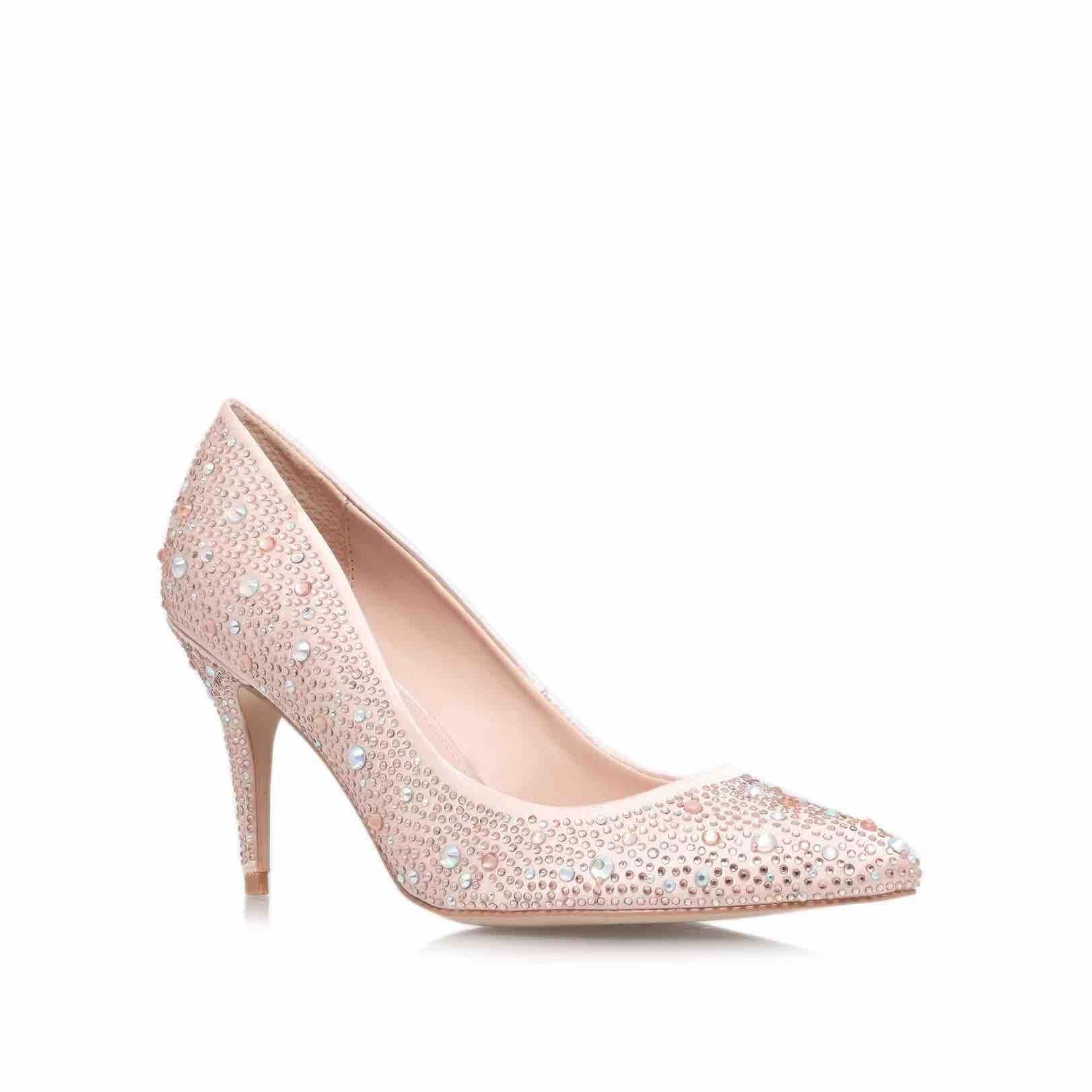 Gloria Pink Satin Shoe.jpg