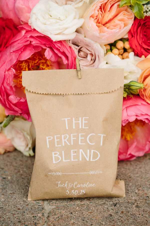 Coffee Blend in Paper Bags