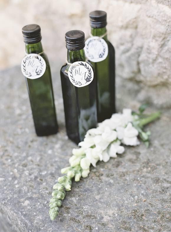 Homeade Olive Oil