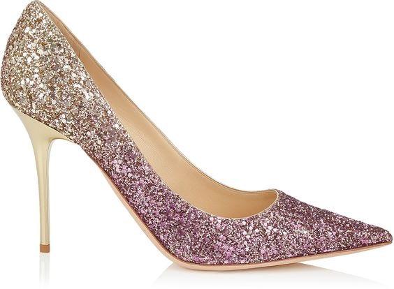 Sparkle Ombre Shoes