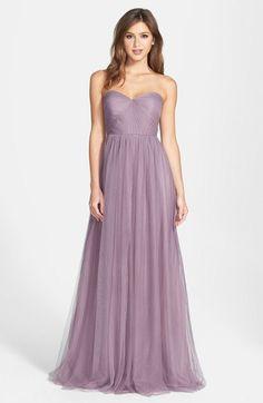 Jenny Yoo Purple Dress