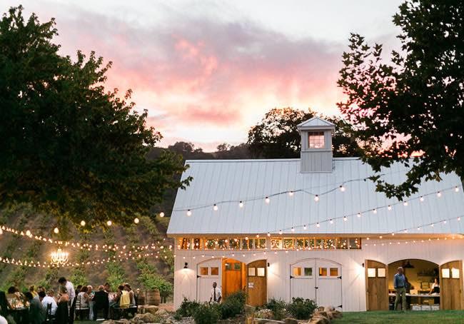 Hammersky Winery Barn