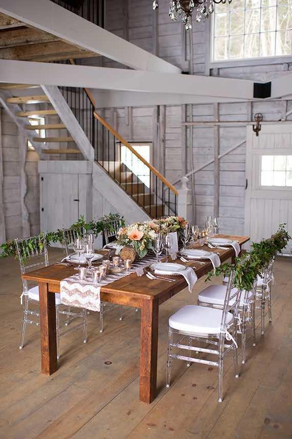 Hardy Farms Interior