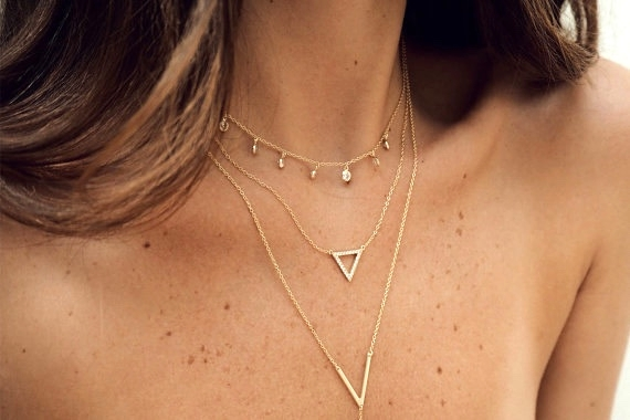 Layering Necklace