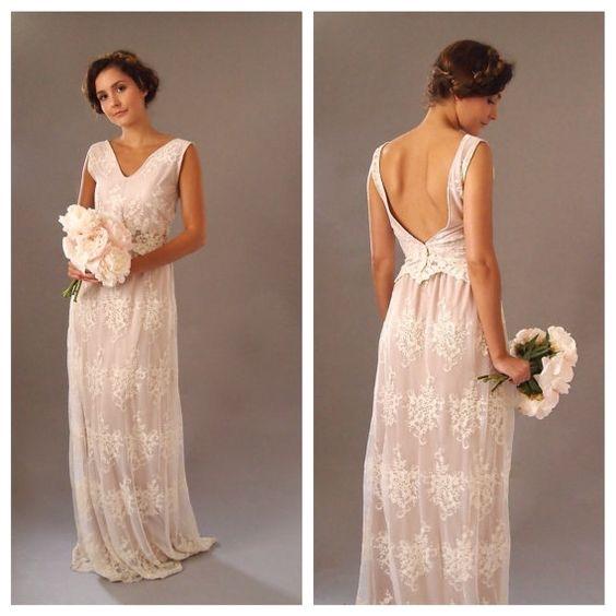 Katie Lace Bridal Gown