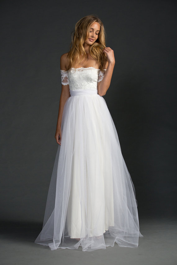 Grace loves lace, Sally dress - front