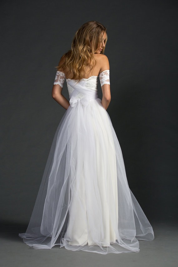 Grace Loves Lace Sally Dress - Back View