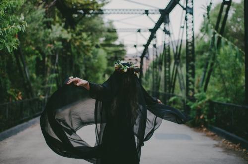 Black Dress Bridal Shower