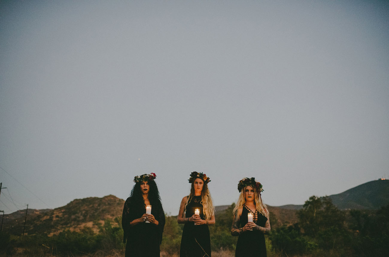Coven Bridal Shower
