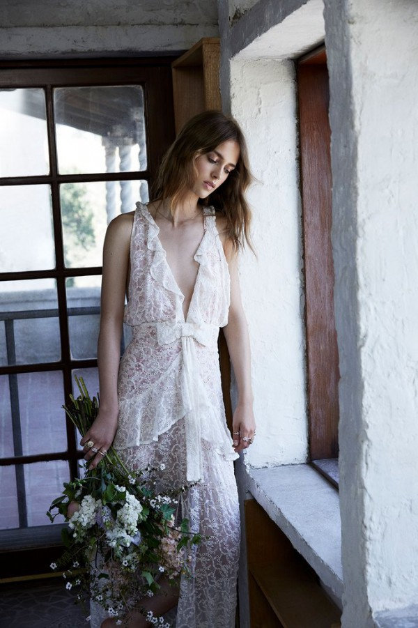 For Love and Lemons Sweet Disposition Gown